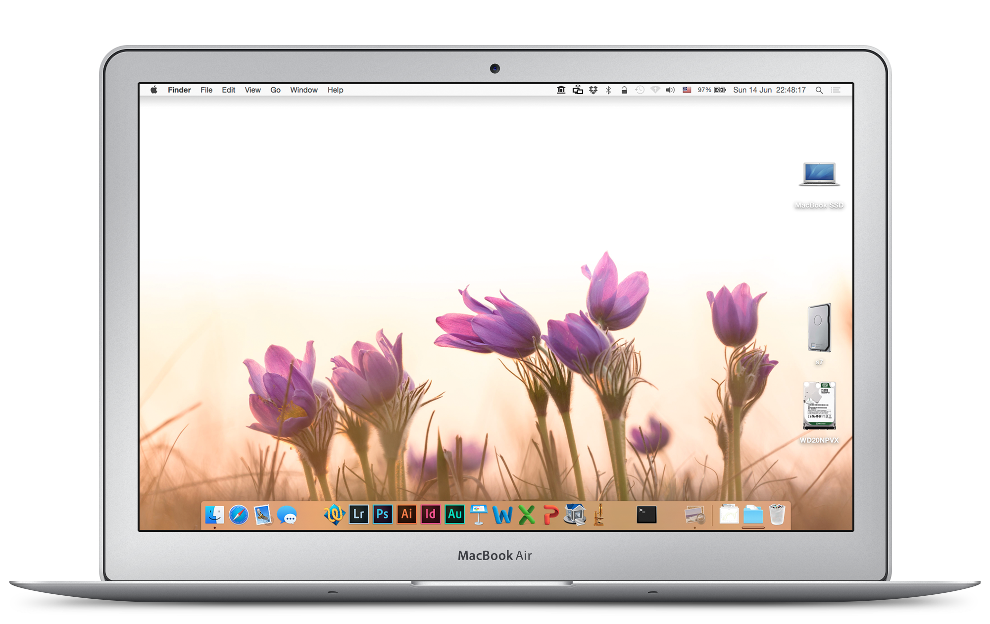 How to sync your Mac desktop via iCloud
