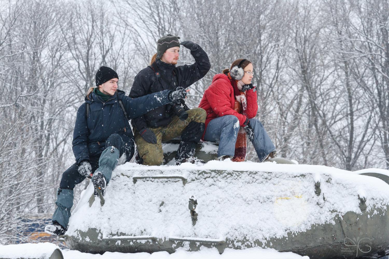 Ребята серьёзно нацелились брать Харьков :)