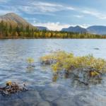 Нижнее Полигональное озеро