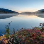 Тундра встречает рассвет | Tundra meets the dawn