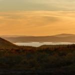 Большая Имандра и горы Мончетундры