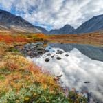 Озеро на реке Малая Белая