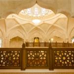 Внутреннее убранство Белой мечети в Болгаре