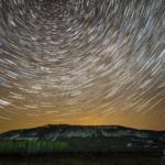 Стенки-Изгорья ночью