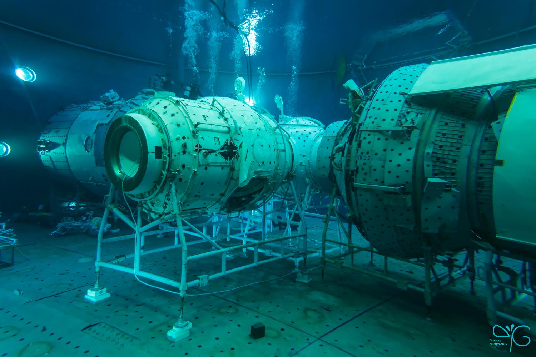 Центр подготовки космонавтов им. Ю.А.Гагарина: гидролаборатория и центрифуга