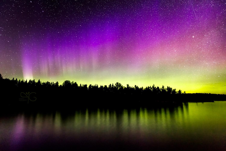 Star Sky in Karelia