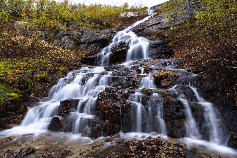 Дихотомический водопад
