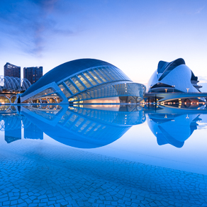 City of Arts and Sciences, Valencia | Город наук и искусств, Валенсия — 78458